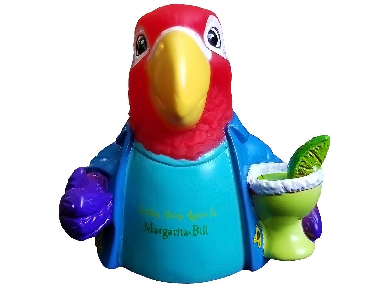 CelebriDucks Tasting Away in Margarita Bill Rubber Duck Novelty Toy