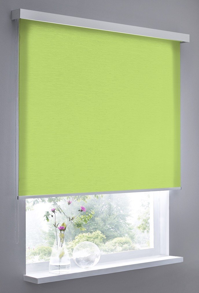 Vidella Blind Structure Wall Cube, Green/Lime Green – Pack of – 4, Green, Cube ST-4 100