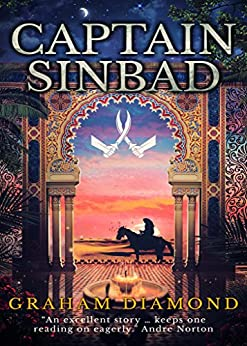 Captain Sinbad by [Diamond, Graham]