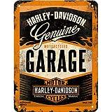 Harley Davidson Garage metal sign (na 2015)