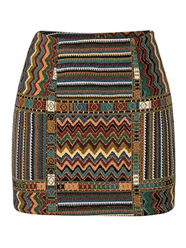 Choies Womens Vintage Tribal Pencil