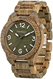 WeWOOD ALPHA ARMY Mens Alpha Army Wood Watch
