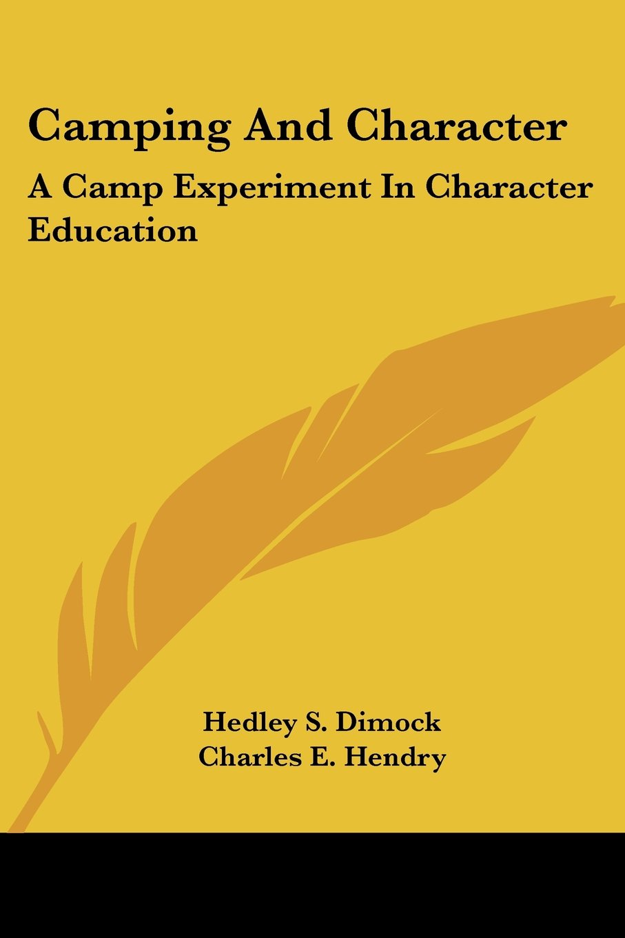 Download Camping And Character: A Camp Experiment In Character Education ebook