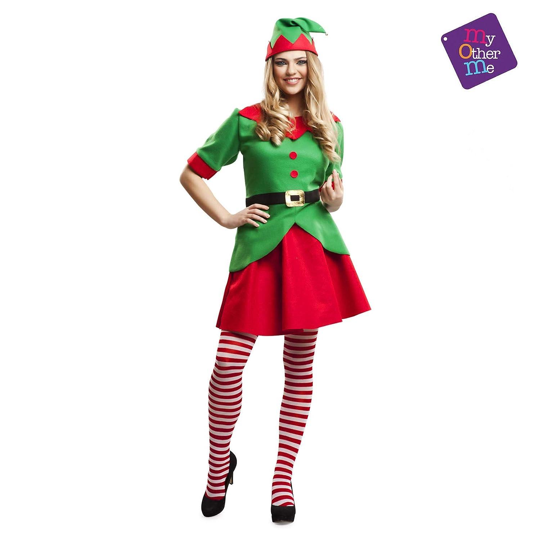 My Other Me Disfraz de Elfa para Mujer: Amazon.es: Juguetes y juegos