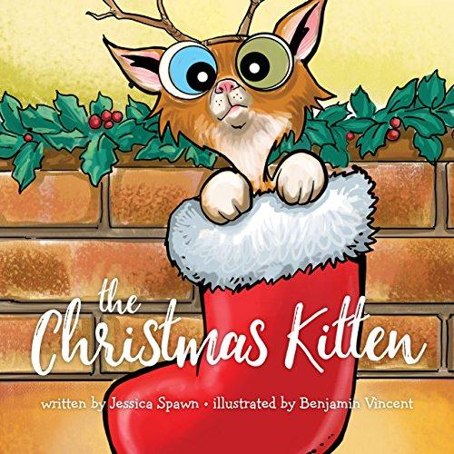 Christmas Kittens Stocking - The Christmas Kitten