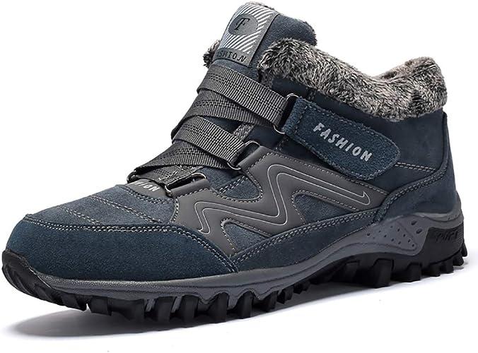 bottes de marche hiver