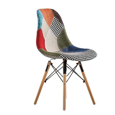 4 Einfachheit Stück Kreatives Tuch puerhki Stuhl Moderne XN8nZ0OPkw