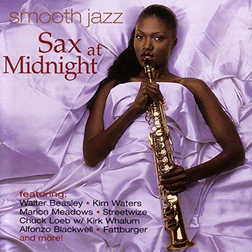 (Smooth Jazz: Sax At Midnight)