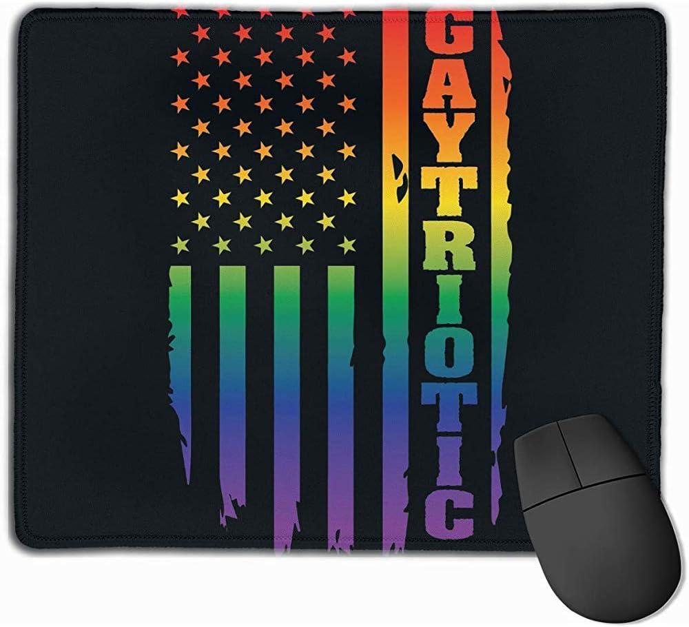 Autisum Rainbow Gaytriotic Gay LGBT Bandera Estadounidense 3456 ...