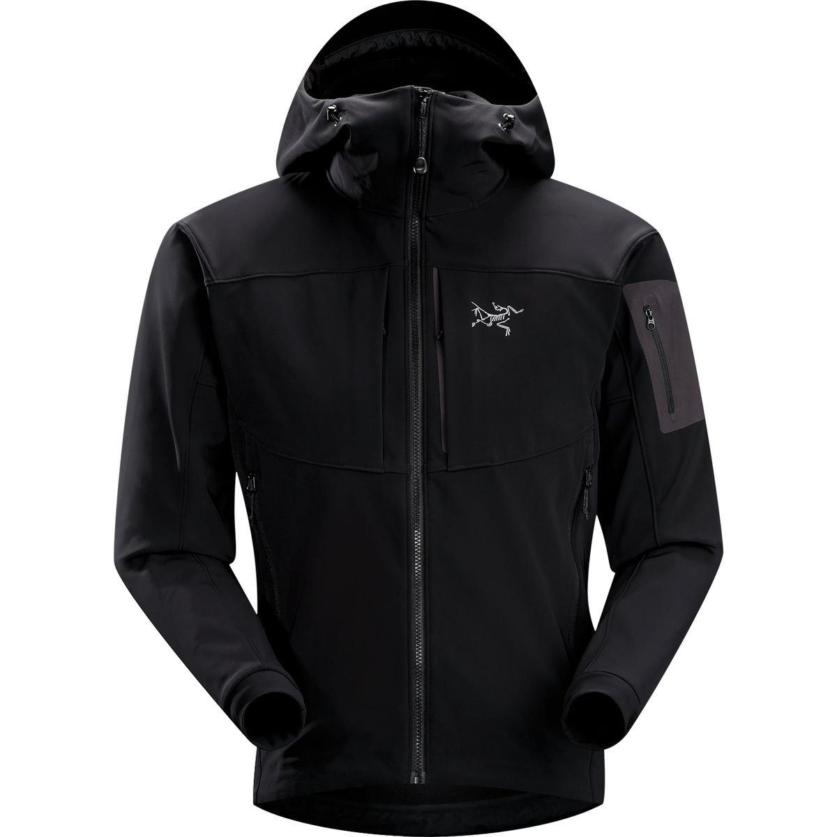 (アークテリクス) Arc'teryx Gamma MX Hooded Softshell Jacket - Women'sメンズ バックパック リュック Blackbird [並行輸入品] M  B077N974KK