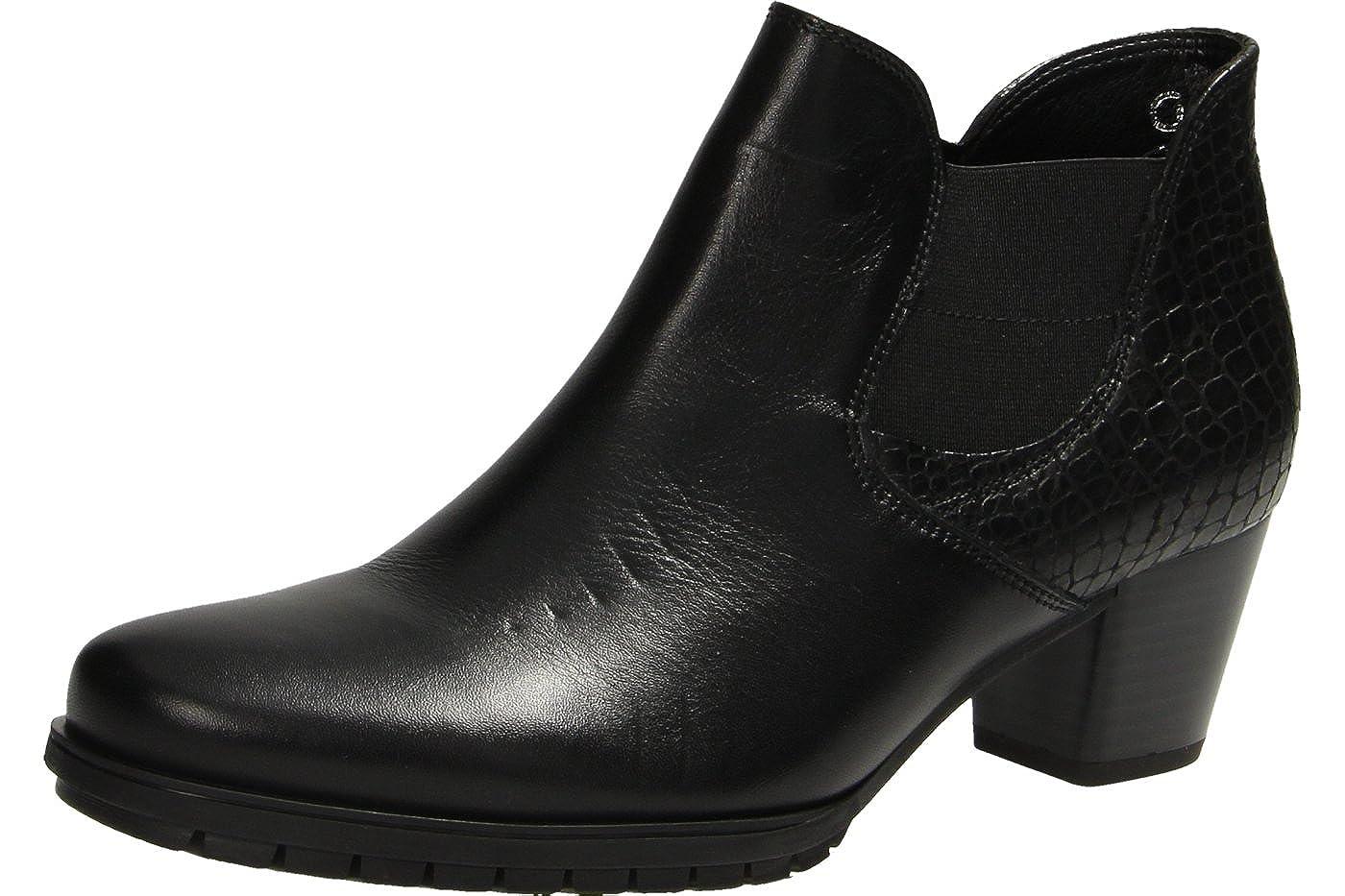 Gabor Comfort Damen Stiefeletten 56.600.37 schwarz schwarz schwarz 155430 2d0976