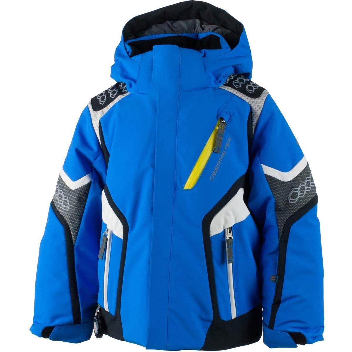 Obermeyer Kids Baby Boy's Cobra Jacket (Toddler/Little Kids/Big Kids) Stellar Blue 7