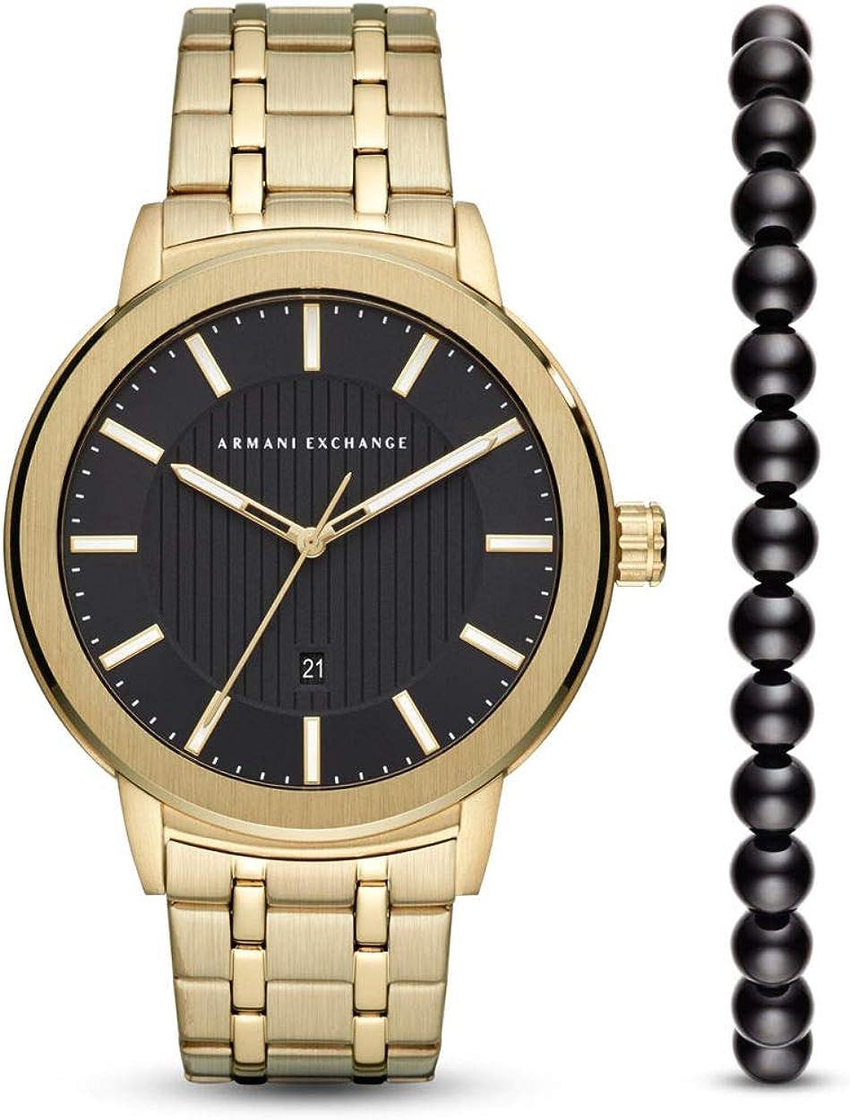 Armani Exchange Reloj para Hombre de Cuarzo