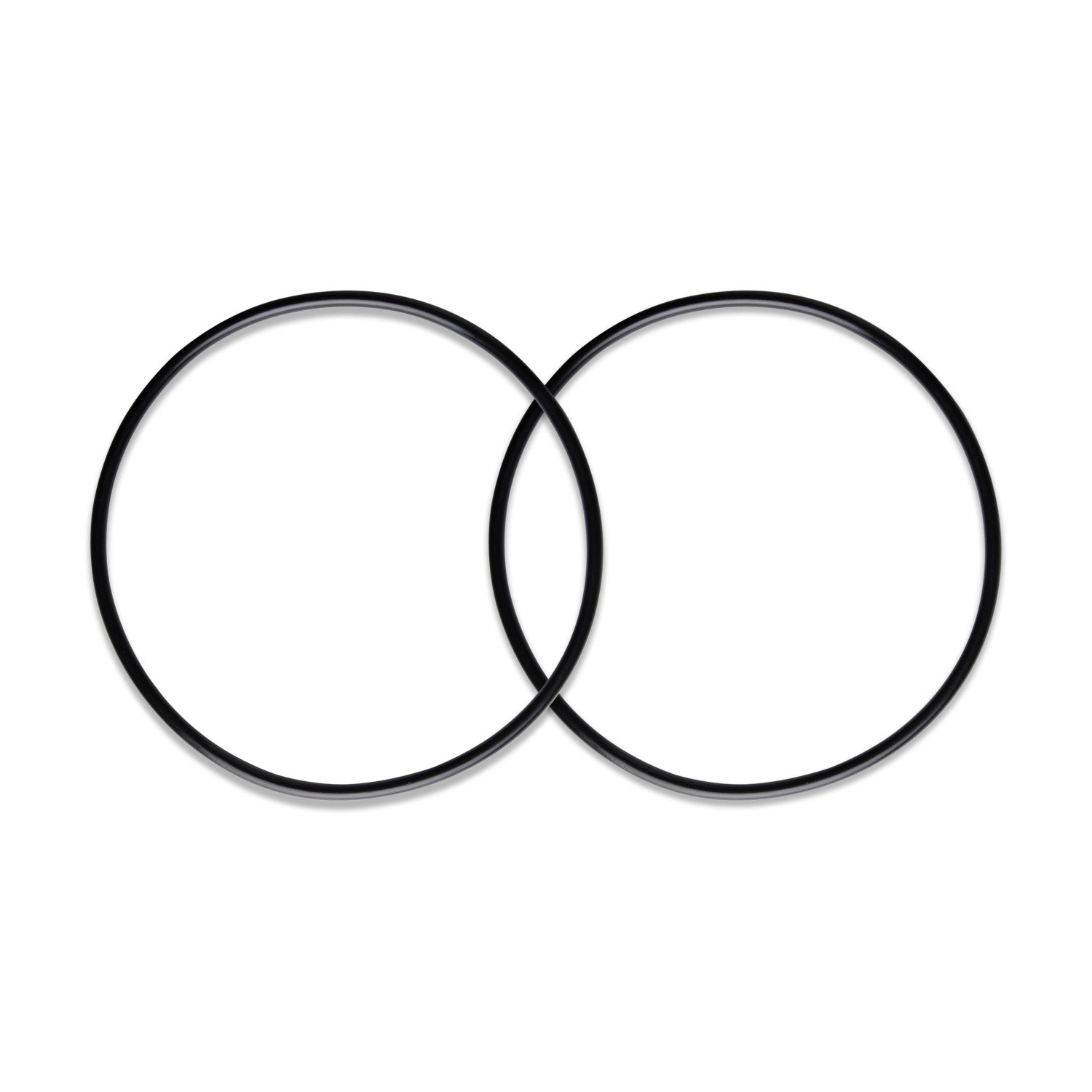 iSpring ORBX2 O-Ring for Big Blue Water Filter Housing (2 Pack), Black by iSpring