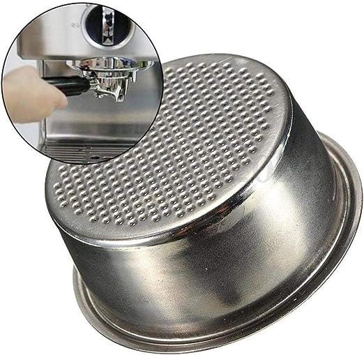 Dough.Q Cafetera Filtro de café de Acero Inoxidable Reutilizable ...