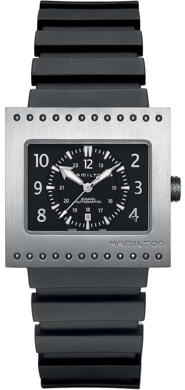 [ハミルトン]HAMILTON 腕時計 KHAKI CODE BREAKER AUTO H79515333 メンズ [正規輸入品] B00264GMIC