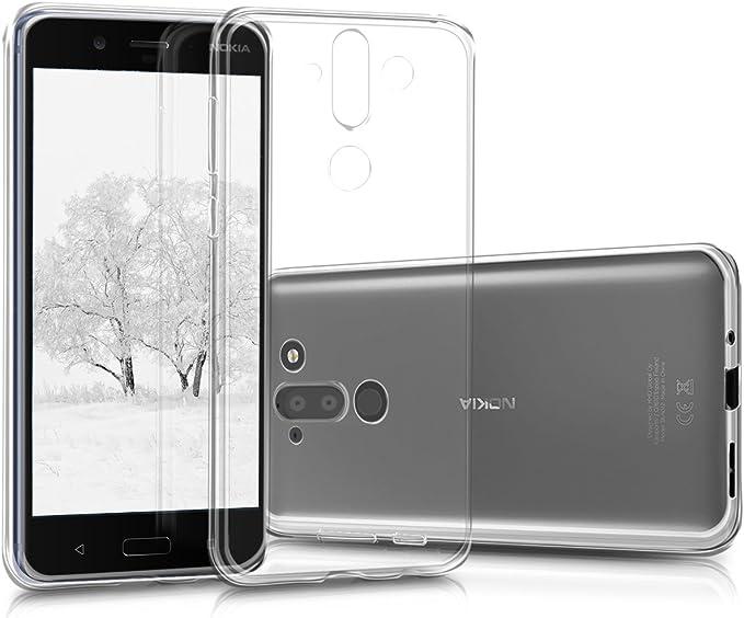 kwmobile Funda para Nokia 8 Sirocco: Amazon.es: Electrónica