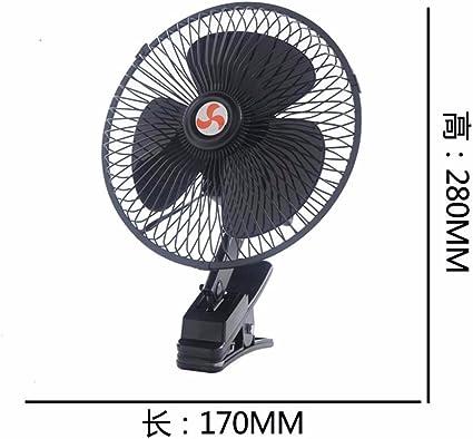 JISHUQICHEFUWU Ventilador/Coche con Ventilador pequeño/Ventilador ...