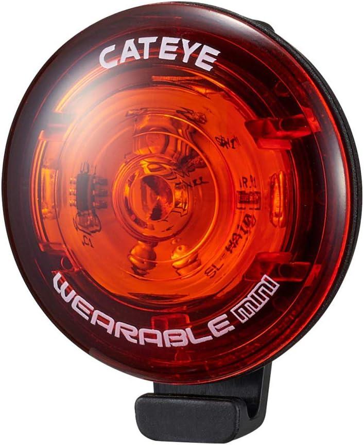 CatEye LUZ Seguridad Wearable Mini Accesorios De Faros/Pilotos Ciclismo, Adultos Unisex, Multicolor (Multicolor), Talla Única: Amazon.es: Deportes y aire libre