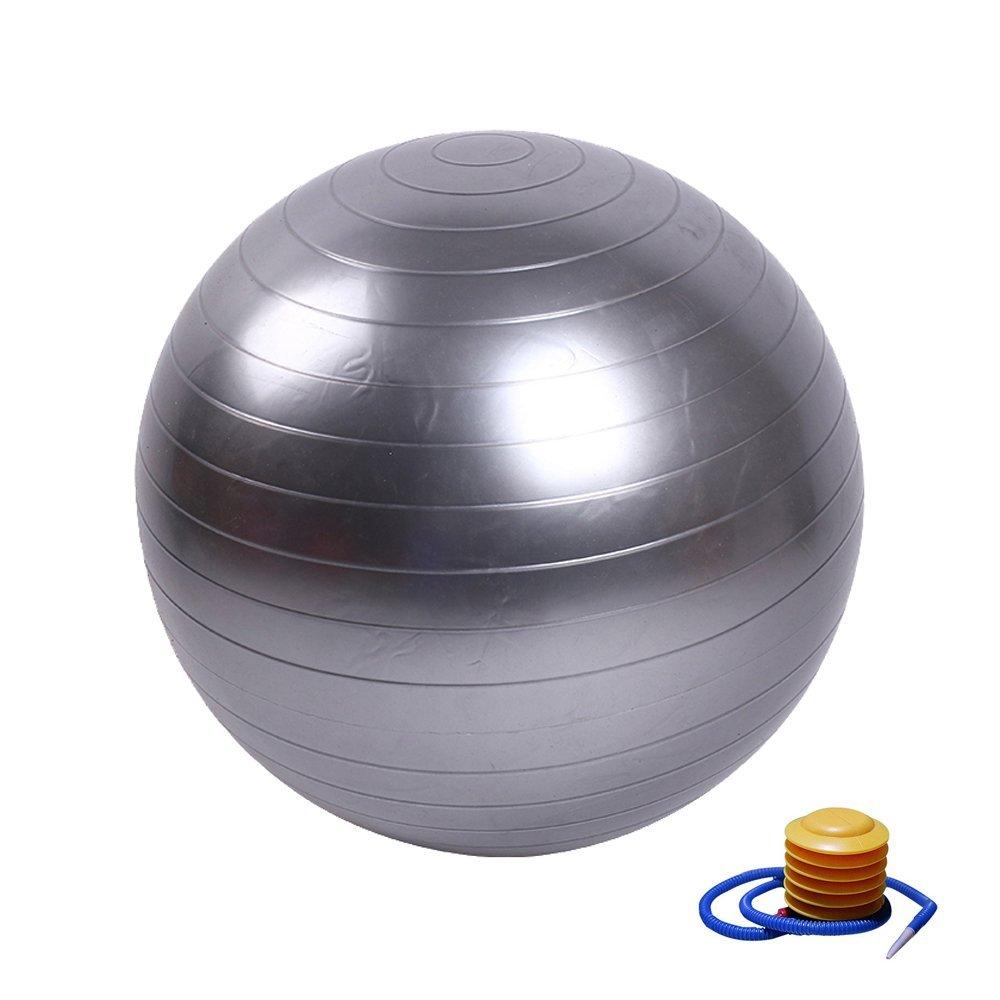 vinteky® - Balón de gimnasia antipinchazos - con bomba - 75 cm ...