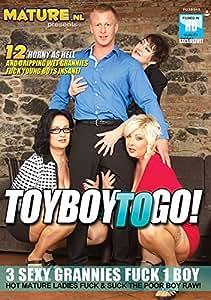 Toy boy porn
