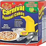 Fun Pack Foods Carnival Funnel Cake Deluxe Kit