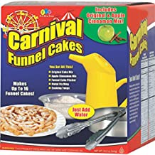 Fun Pack Foods - Carnival Funnel Cake Deluxe Kit