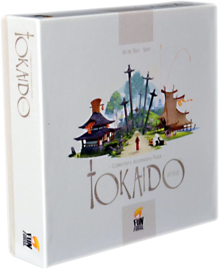 Funforge Tokaido Board Game Brand New Sealed Free Fast Shipping UK Seller