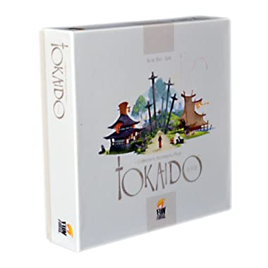 Funforge Tokaido: Collector's Accessory Pack Board Game