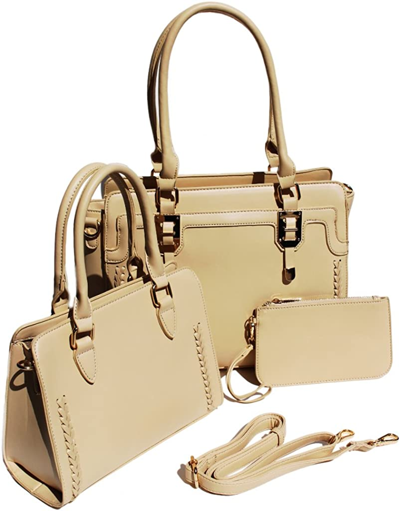 Women's Crossbody Satchel 3...