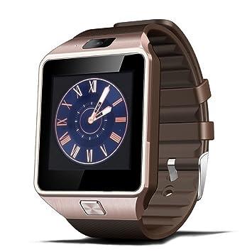 Smartwatch DZ09 Bluetooth Reloj móvil gsm SIM para Huawei Y5 Y5 II ...