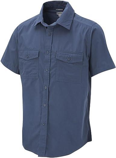 Craghoppers Kiwi Camisa de Manga Corta, Hombre: Amazon.es: Ropa y accesorios