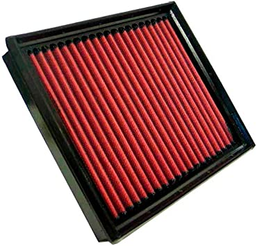 K/&N 33-2787 Replacement Panel Air Filter for Vauxhall Zafira//London Taxi TX4