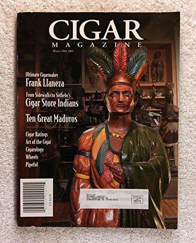 (Cigar Store Indians - Cigar Magazine - Issue #1 - Winter 2004/2005 )