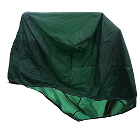 Generic 210x193x97cm Waterproof Outdoor Table Chair Furniture Cover Protector -Green