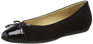35d0acf8de71ef Geox D Lola A 2166C9999, Ballerines femme: Amazon.fr: Chaussures et Sacs