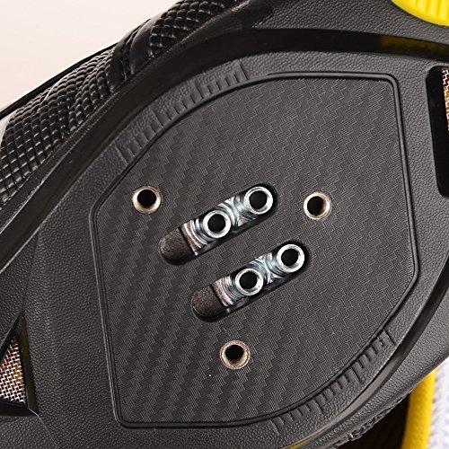 自転車 ビンディング シューズ ロード バイクサイクリング シューズ TB36-B816A