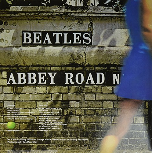 Price comparison product image Beatles,  The - Abbey Road [LP] (180 Gram,  Remastered)