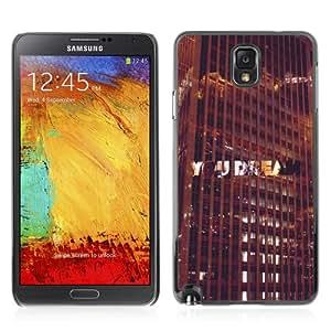 YOYOSHOP [Hipster Abstract Dream Photo ] Custodia Case Cover per Samsung Galaxy Note 3