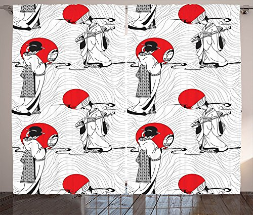 Light Chandelier Kimono - 4