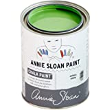 CHALK PAINT (R) by Annie Sloan - Antibes Green (Quart - 32oz) - Decorative paint for furniture, cabinets, floors, home decor and accessories – Water-based – Non-toxic - Matte finish