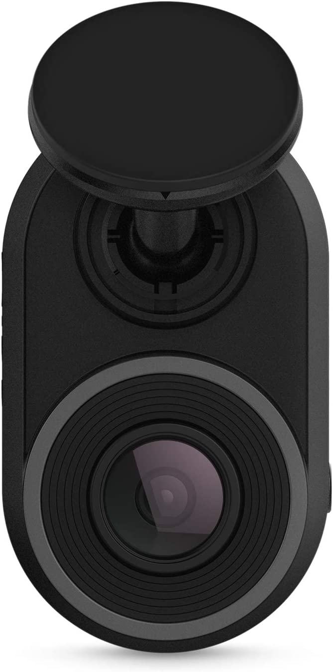 Garmin - Dash Cam Mini - Caméra de conduite - Enregistrement vidéo 1080p - Format ultra-compact