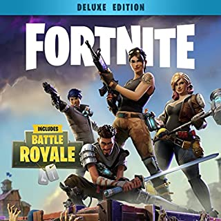 Fortnite - Deluxe Founder's Pack - PS4 [Digital Code] (B07BJ32YKL