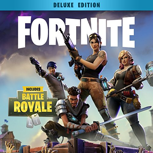 Fortnite - Deluxe Founder's Pack - PS4 [Digital Code]
