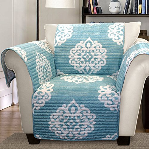 Lush Decor Sohpie Slipcover/Furniture Protector for Armchair