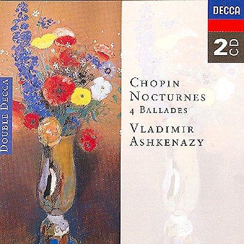 Chopin: Nocturnes; 4 Ballades by Decca
