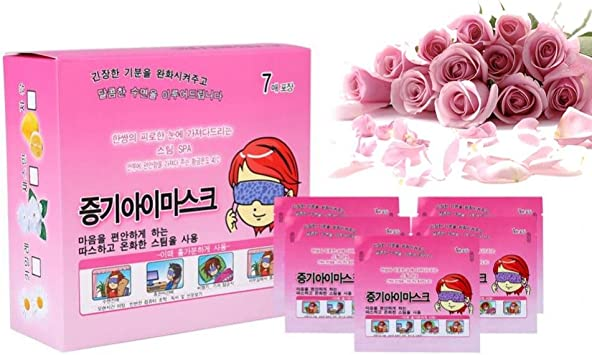 masque rose jetable