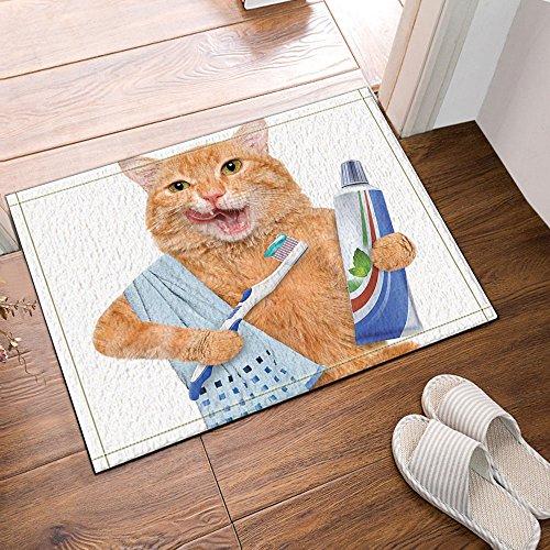 Cat Bath Mat - 6
