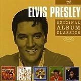 Music : (Vol 2) 5cd Original Album Classics- 5cd Slipcase (Elvis Gold Records Vo L.1\Elvis Gold Records Vol.