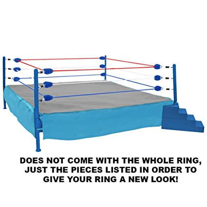 Amazon com: Wrestling Ring Conversion Kit: Deal 1 (Blue